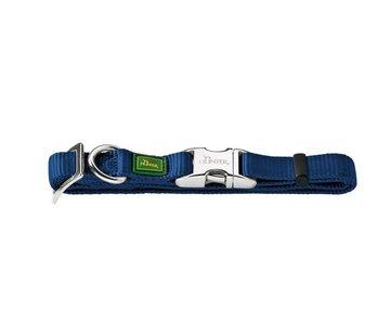 Hunter Dog Collar Vario Alu Strong Navy