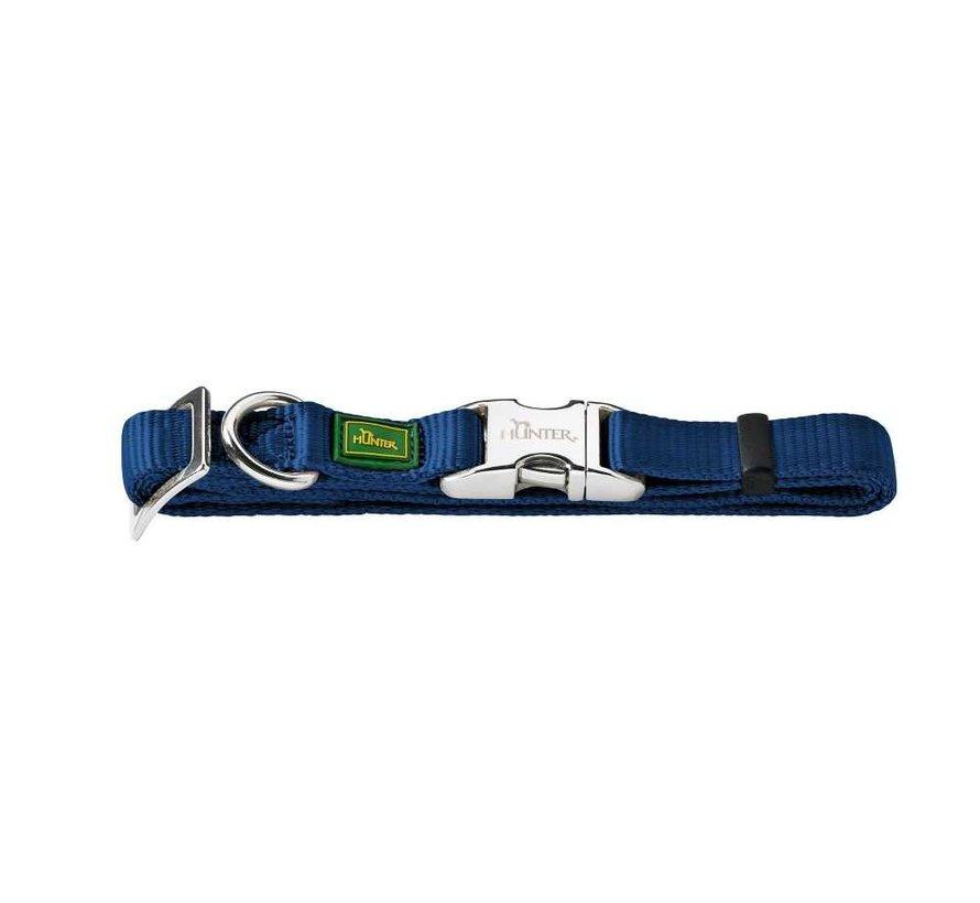 Dog Collar Vario Alu Strong Navy