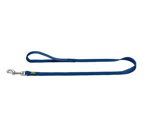 Hunter Dog Leash Nylon Navy