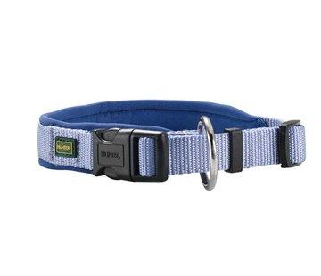 Hunter Dog Collar Neoprene Vario Plus Blue