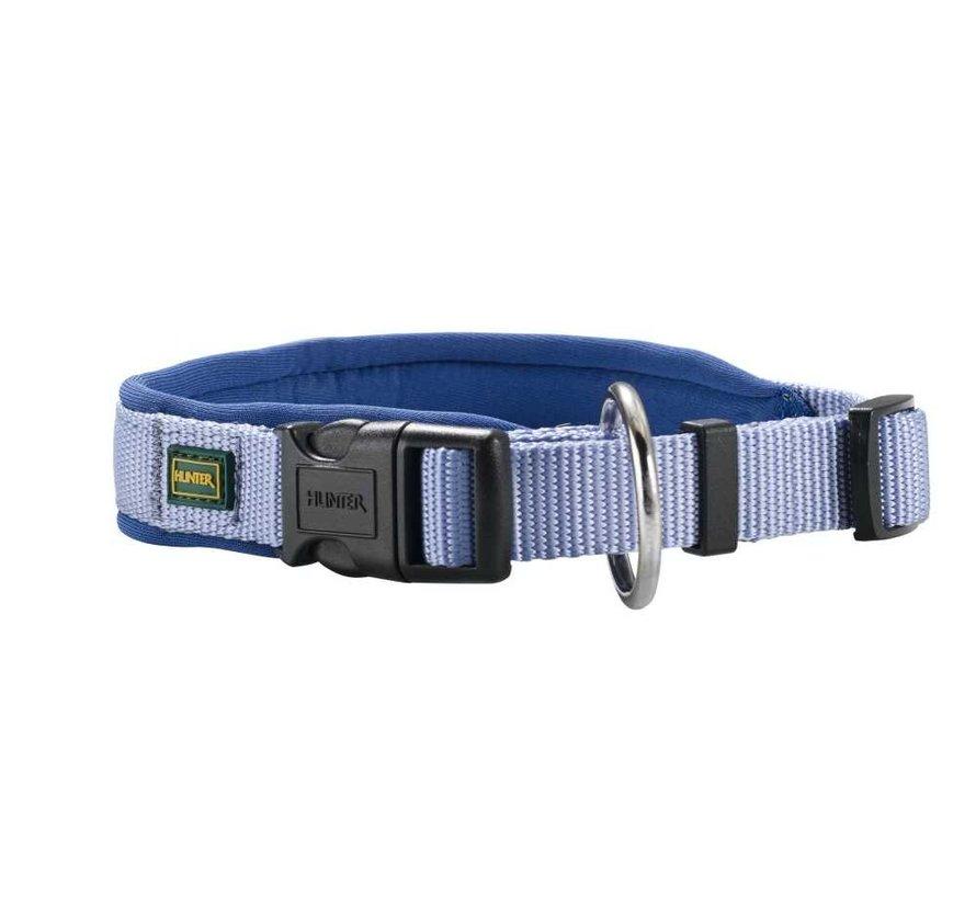 Hondenhalsband Neopreen Vario Plus Blauw