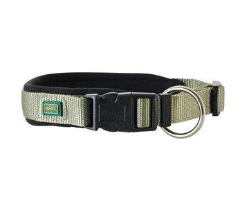 Hunter Dog Collar Neoprene Vario Plus Olive