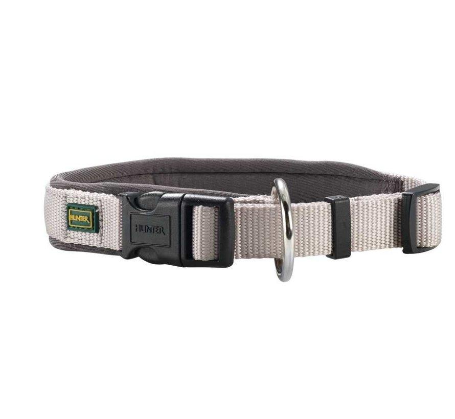 Dog Collar Neoprene Vario Plus Grey