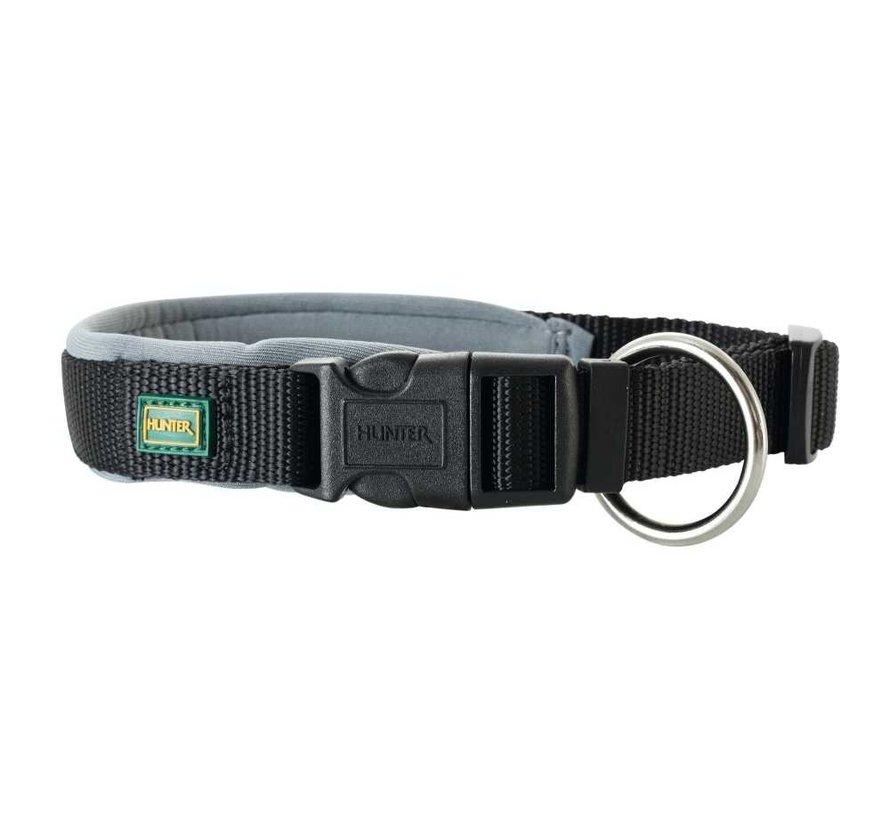 Dog Collar Neoprene Vario Plus Black