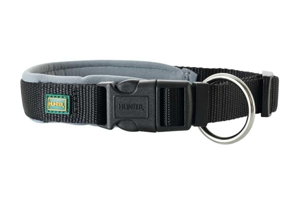 Hondenhalsband Neopreen Vario Plus Zwart