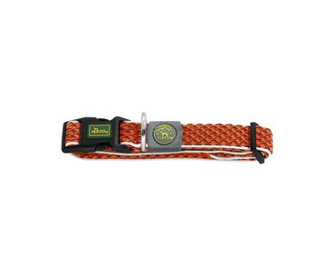 Hunter Dog Collar Hilo Vario Basic Orange
