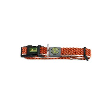 Hunter Hondenhalsband Hilo Vario Basic Oranje