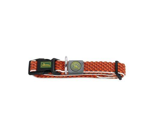 Hunter Dog Collar Hilo Vario Basic Orange