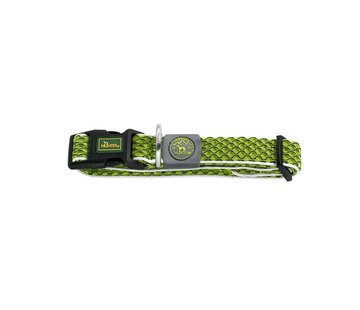 Hunter Dog Collar Hilo Vario Basic Lime