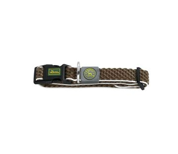 Hunter Dog Collar Hilo Vario Basic Brown