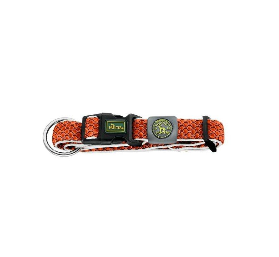 Dog Collar Hilo Vario Plus Orange