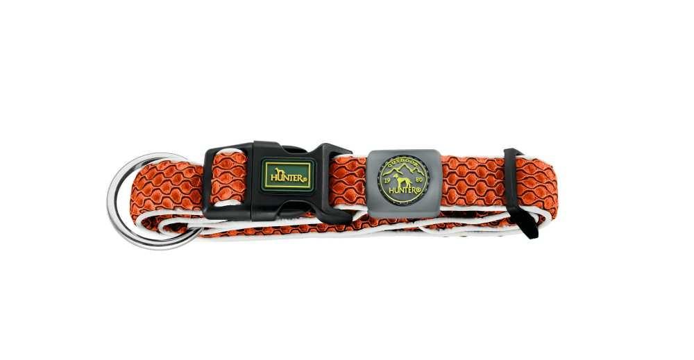 Hondenhalsband Hilo Vario Plus Oranje
