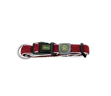 Hunter Dog Collar Hilo Vario Plus Red