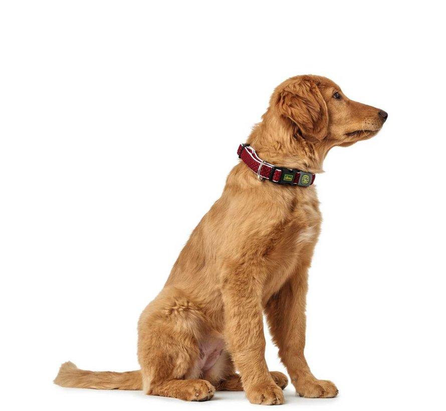 Dog Collar Hilo Vario Plus Red