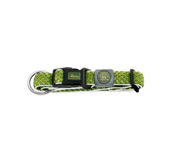 Hunter Hondenhalsband Hilo Vario Plus Lime