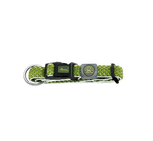Hunter Hondenhalsband Hilo Vario Plus Lime