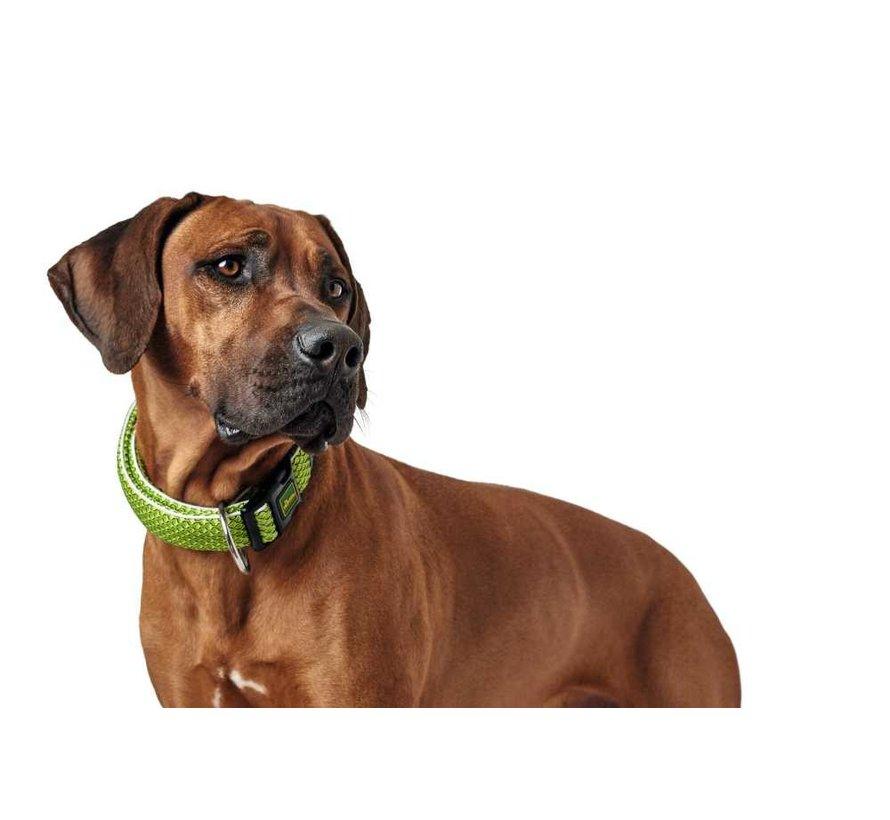 Hondenhalsband Hilo Vario Plus Lime