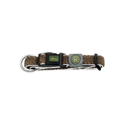Hunter Dog Collar Hilo Vario Plus Brown