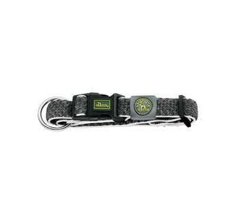 Hunter Hondenhalsband Hilo Vario Plus Antraciet