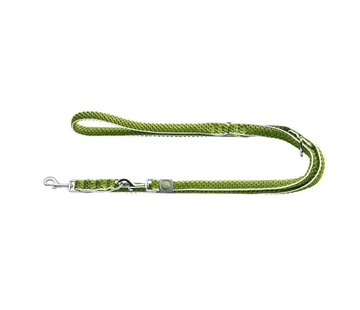 Hunter Adjustable Dog Leash Hilo Lime