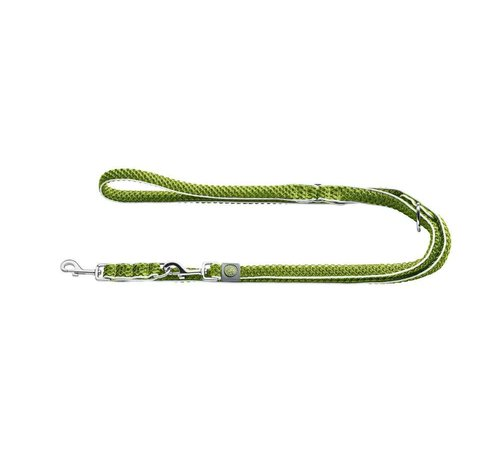 Hunter Adjustable Dog Leash Hilo Lime