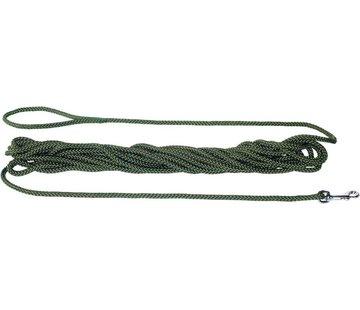 Hunter Long Dog Leash Green