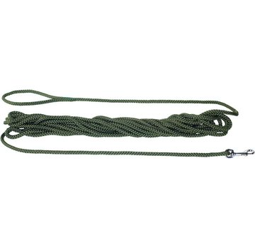 Hunter Long Dog Leash Green