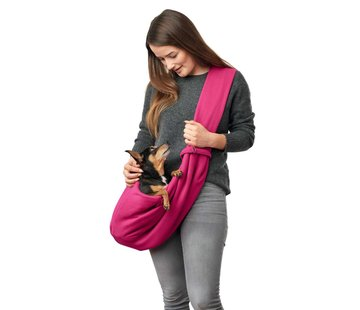 Hunter Dog Carrier Los Angeles Pink