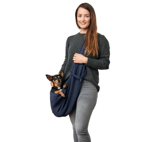 Hunter Dog Carrier Los Angeles Blue