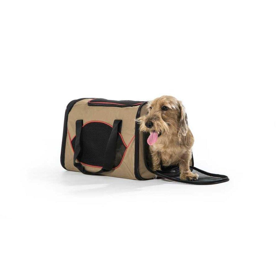 Dog Carrier Kansas Beige