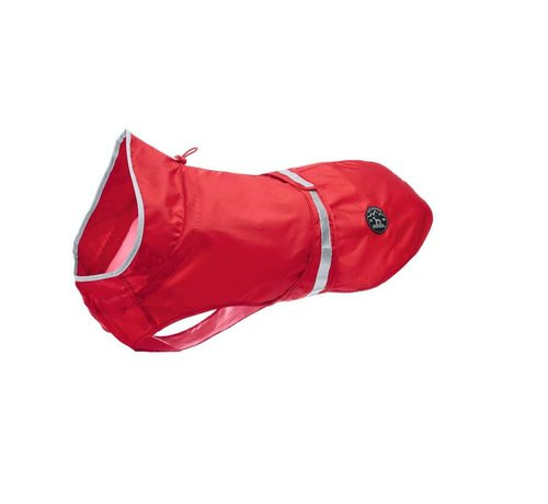 Hunter Dog Raincoat Uppsala Red
