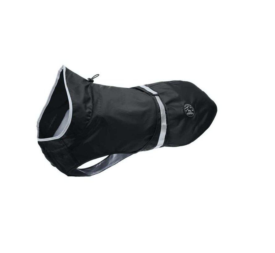 Dog Raincoat Uppsala Black