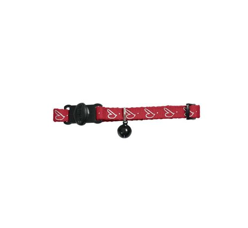 Hunter Kattenhalsband Laura Rood