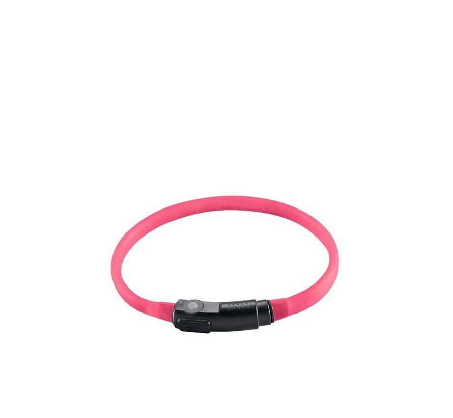 LED Cat Collar Yukon Pink