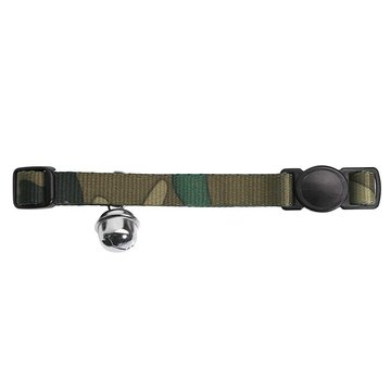 Hunter Cat Collar Camouflage
