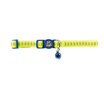 Hunter Cat Collar Turin Yellow