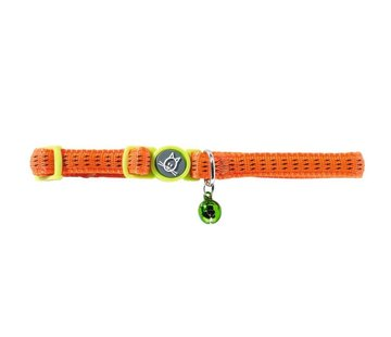 Hunter Cat Collar Turin Orange