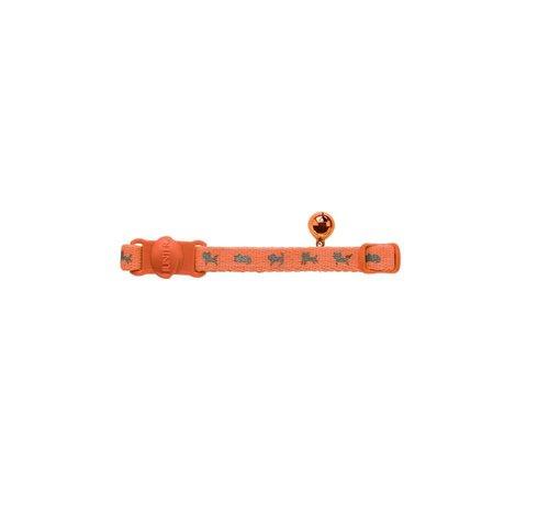 Hunter Kattenhalsband Neon Oranje
