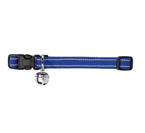 Hunter Kattenhalsband Flashlight Blauw