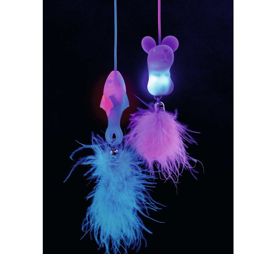 Cat Toy Famy Pink