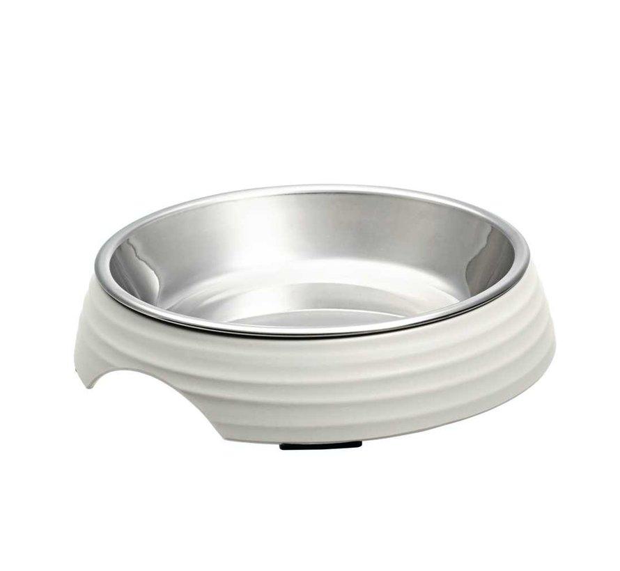 Cat Bowl Atlanta White