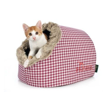 Hunter Cat Bed Astana Red