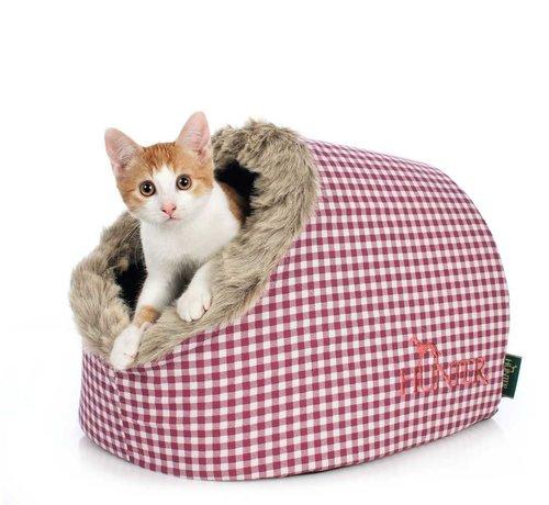 Hunter Cat Bed Astana Red