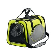 Hunter Cat Carrier Kansas Green