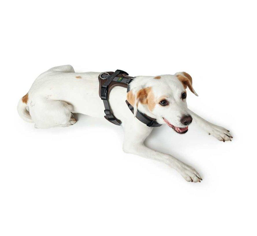 Dog Harness Maldon Black