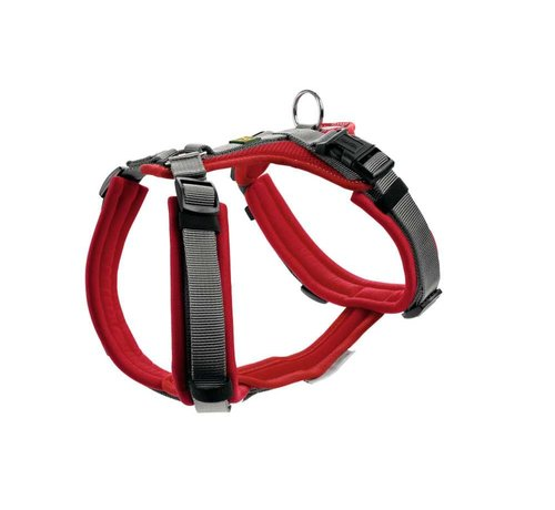 Hunter Dog Harness Maldon Red
