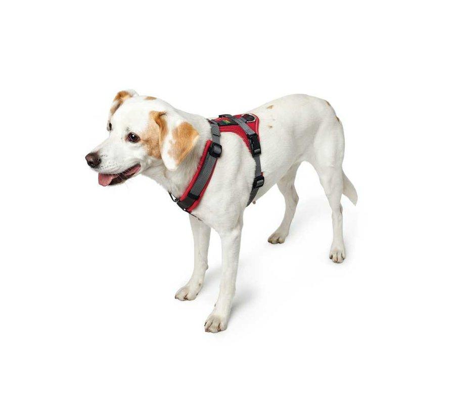Dog Harness Maldon Red