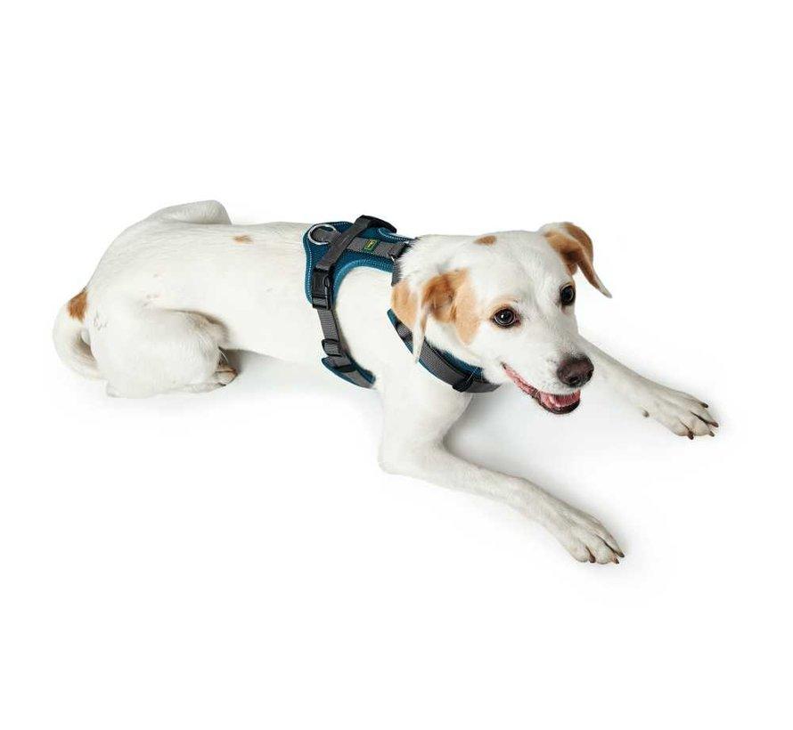 Dog Harness Maldon Teal