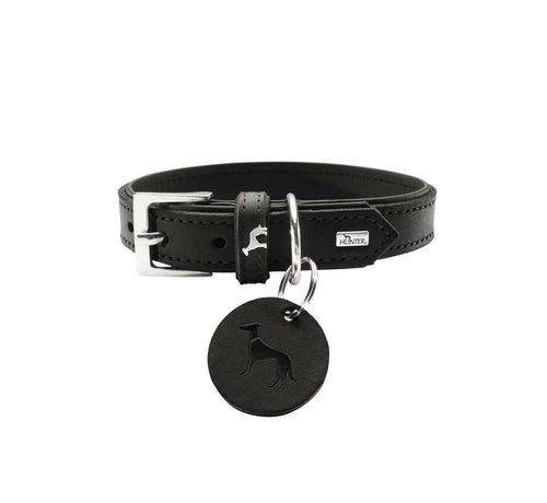 Hunter Dog Collar Larvik Black