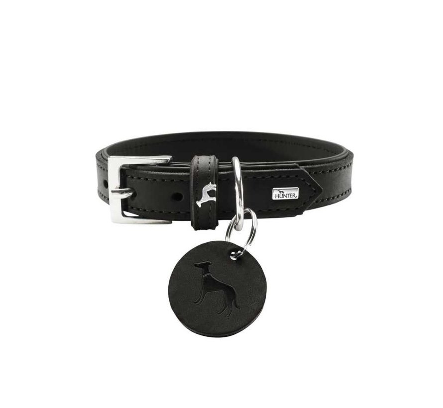 Hondenhalsband Larvik Zwart